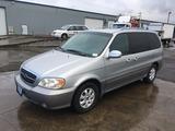 2005 Kia Sedona EX Van