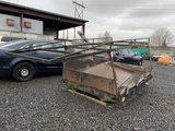 Knapheid Flatbed Truck Bed
