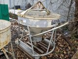 Gar-Bro Concrete Hopper