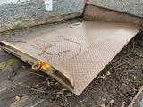 Lift Gate Plate