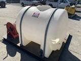 Skid Mounted Water Tank