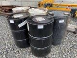 55 Gallon Drums, Qty. 5