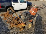 Ditch Witch 1330 Walk Behind Trencher
