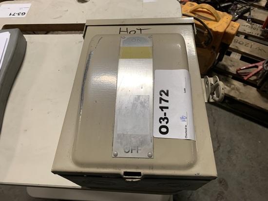 I-T-E Enclosed Switch