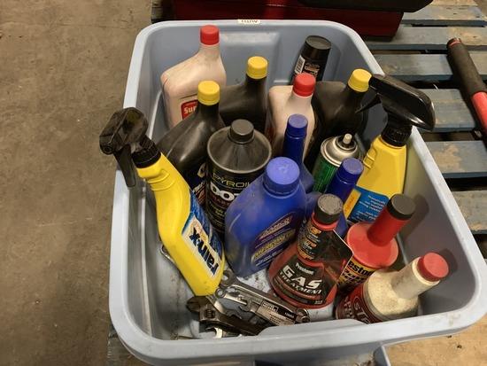 Automotive Fluids & Cleaners