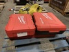 Milwaukee Tool Cases, Qty 3