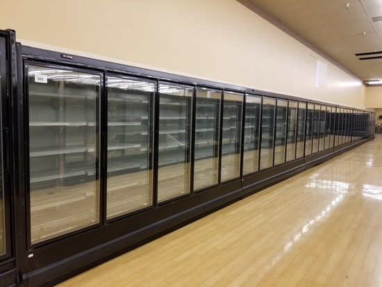 Tyler Commercial Refrigerators, Qty 6