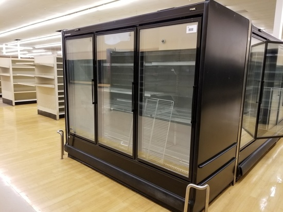Tyler L5FG3A Commercial Refrigerator