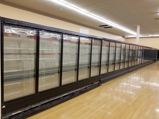 Tyler Commercial Refrigerators, Qty. 6