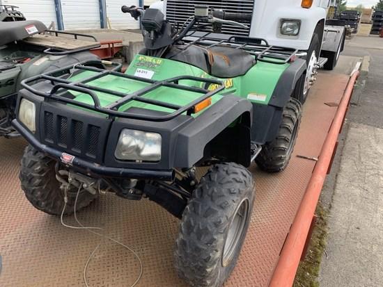 2003 Polaris Arctic Cat 4x4 ATV