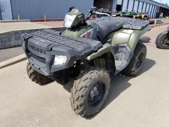 2008 Polaris 500 H.O. EFI Sportsman 4x4 ATV