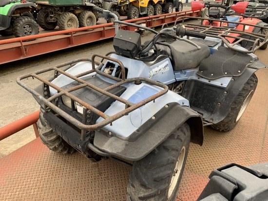 1995 Suzuki King Quad 4x4 ATV
