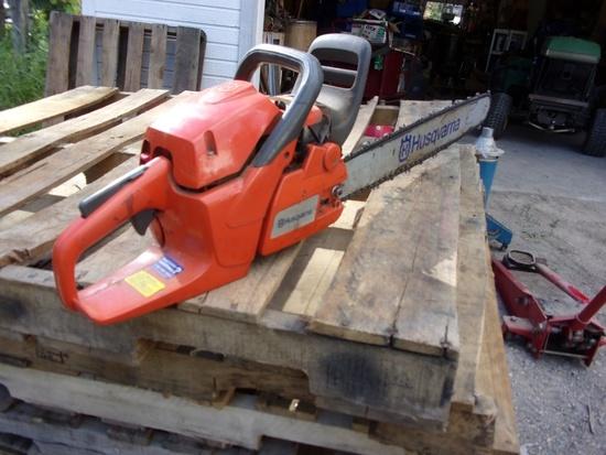 Husqvarna 460 Rancher X-Torq Chain Saw