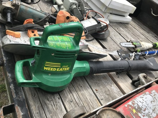 Weed Eater 2540 Electric Leaf Blower