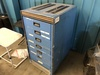 7-Drawer Vented Cabinet