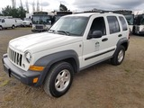 2006 Jeep Liberty CRD 4x4 SUV