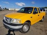 1999 Ford F150 Extra Cab Pickup