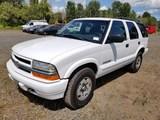 2003 Chevrolet Blazer LS 4x4 SUV