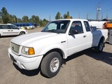 2001 Ford Ranger Extra Cab Pickup