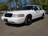 2011 Ford Crown Victoria Sedan
