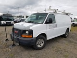 2007 GMC 3500 Cargo Van