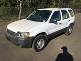 2007 Ford Escape 4x4 SUV