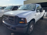 2006 Ford F250 XL SD Extra Cab Pickup