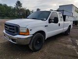 1999 Ford F250 XL SD Extra Cab Pickup