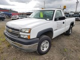 2005 Chevrolet Silverado 2500 HD Pickup