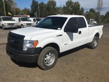 2013 Ford F150 XL 4x4 Extra Cab Pickup