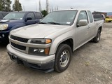 2009 Chevrolet Colorado Extra Cab Pickup