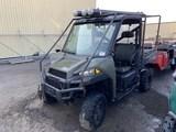 2013 Polaris Ranger XFI Utility Cart