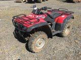 2002 Honda Rancher TRX350FE 4x4 ATV