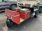 EZ-Go 3-Wheel Utility Cart