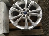 Ford Aluminum 17in. Rims, Qty 4
