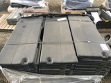 Plastic Bi-Fold Vehicle Floor Covers