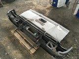 GMC Sierra Tailgate & Rear Bumper