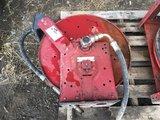 Hannay Hose Reel w/Hydraulic Hose