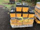 Waterloo Pllastic Tool Boxes Qty 25