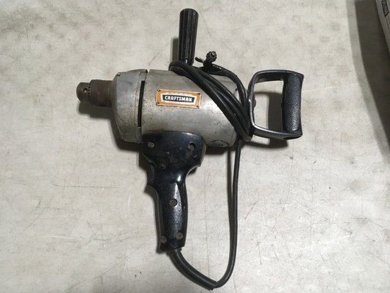 Craftsman 1/2 in Drill & Hand Tools