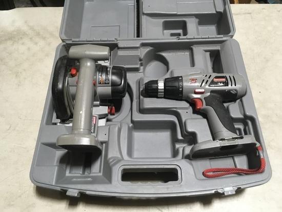 Craftsman 75th Annv. Power Tool Set