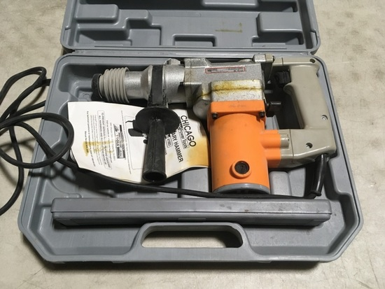 Chicago 1-in Rotary Hammer