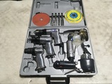 5 pc. Air Tool Set & Accessories