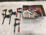 Bar Clamps & C-Clamps
