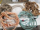 Braided Ropes, Qty. 5