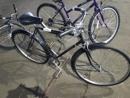 Vintage Raleigh Bicycle