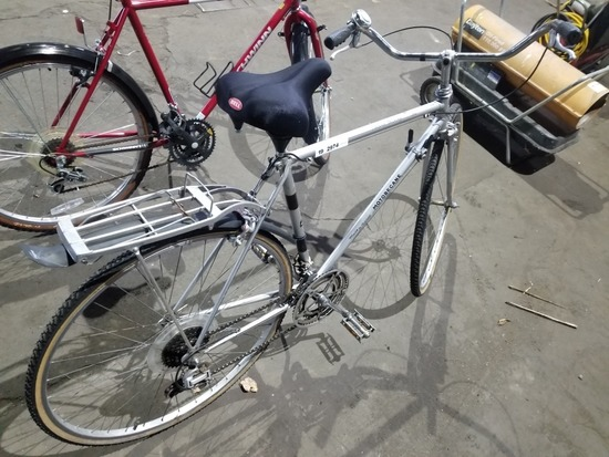 Vintage Motobecane Bicycle