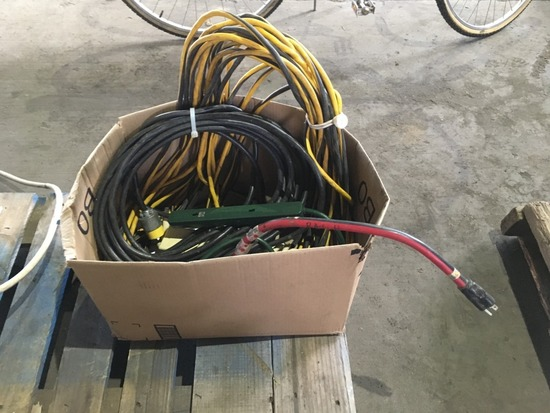 Extension Cords & Adapters