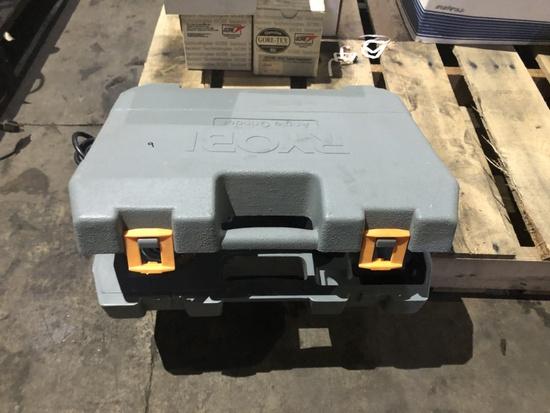 Ryobi AG452 Angle Grinder Kit