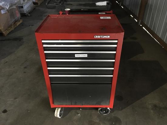 Craftsman 7-Drawer Rolling Tool Cart